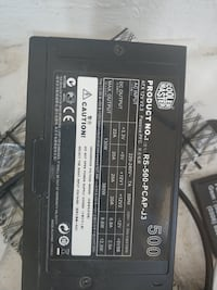 500 watt cooler master power Cırgalan, 38110