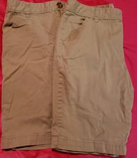 Old Navy size 14.5 school uniform khaki shorts Hudson, 44236