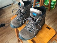 Meindl Gore-Tex Hiking Boots Mens Size 8 BANGOR