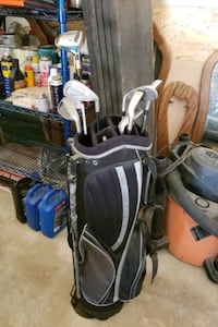 Golf club and golf bag Hampton, 23666