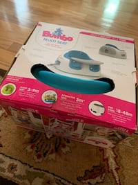 Like New Bumbo Multi Seat for babies and toddlers