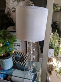 White Clear Lamp
