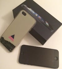 Iphone 5 de 16gb negro