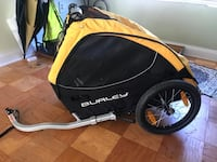 Burley Tail Wagon dog bike trailer and stroller Alexandria, 22307
