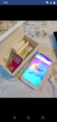 Samsung Galaxy Note 4 Stockholm