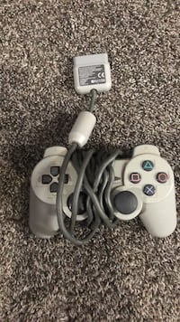 white and gray game controller Joliet, 60435