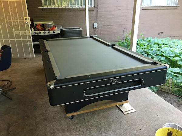 Used Olio Professional Series Ft Pool Table For Sale In Fort Worth - Olio pool table