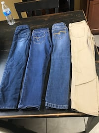 Little girls jeans Logansport, 46947