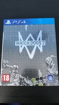 Watch Dogs 2 Edition PlayStation 4 6224 km