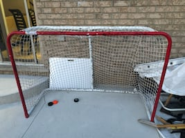 72 Inch Street Hockey Net