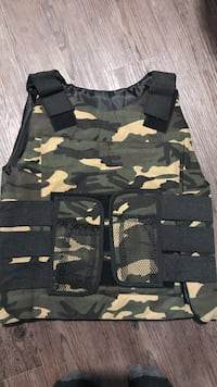 Vest for paintball Turlock, 95382