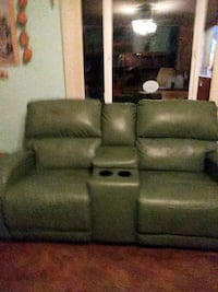 Leather. Theater Recliner