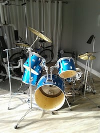 Pulse drum kit Surrey, V3S 5Y2