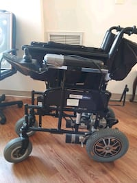 Good portable power wheelchair Active Care Medical wheelchair
