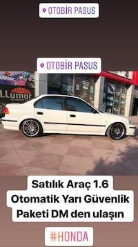 BMW - 1-Series - 1998 Kayseri, 38020