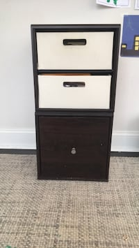 Filing Cabinet + 2-Drawer Chest