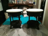 Nice sturdy end tables  24.in.by17.in Independence, 64052