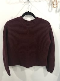 Max studio woman's sweater size l 3733 km