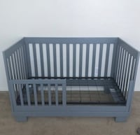 Convertible 3 in 1 Gray Crib Scottsdale, 85251