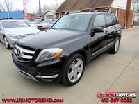 Mercedes-Benz GLK-Class 2013 Baltimore