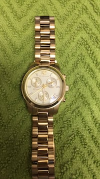 Michael Kors ladies watch/perfect condition Vancouver, V5S 4P6