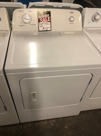 Roper electric dryer working
