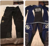 Mens riding outfit size XL and mens Rockstar riding pants size 42