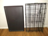 2 dog cages BRAND NEW!!