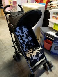Stroller@clic klak used toy Warehouse