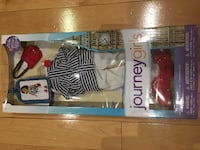 "Journey Girls 18"" New In Box Doll Outfit Mississauga"