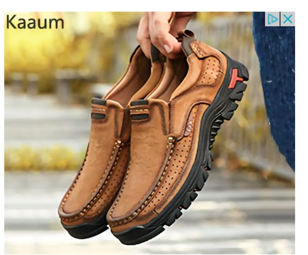 Brand new Kaaum mens casual shoes 9.5