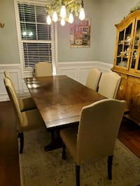 Dining table & 6 chairs Hampstead, 28443