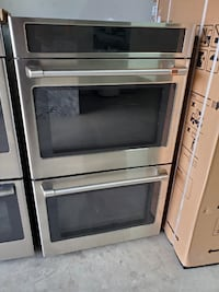 """New GE Café 30""""Smart Double Wall Oven with Convection"""