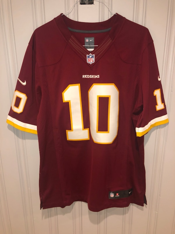reputable site aa9be cc180 Used Robert Griffin III Redskins Jersey for sale in Norwood ...