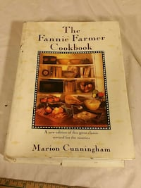 1990 edition of Fannie Farmer Cookbook like new Silver Spring, 20902