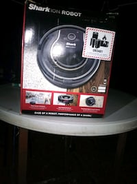 ~Shark Robot Vacuum North Charleston
