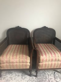 Antique chairs (2) Must Sell Toronto, M3H 4A1