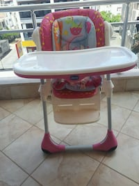 Chicco Poly Princess Mama Sandalyesi