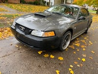2004 Ford Mustang Detroit