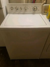 white top load clothes washer Woodbridge, 22191