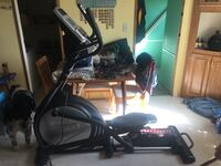 Black and gray elliptical trainer Las Cruces, 88012