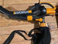 Worx electric Blower and Vacuum in one.  Farmingdale, 11735