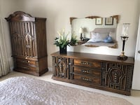 4 Piece Furniture Set Oakville