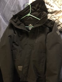 Men's holister jacket