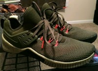 Nike Metcon Free X SIZE 9.5 Olive Great Condition. Jacksonville, 32224