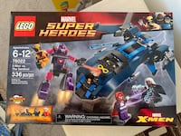 Lego X-Men vs The Sentinel BNIB 76022 Wolverine