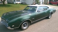 Oldsmobile - Cutlass Supreme - 1969 Calgary, T3S
