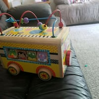 baby learning bus Carver, 02330