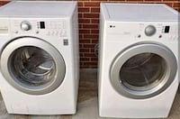 LG Washer and Dryer Newport News