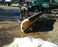 10 ft minute mount plow 5 years old
